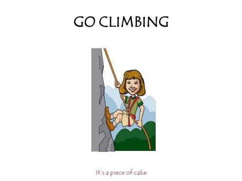 go-climbing