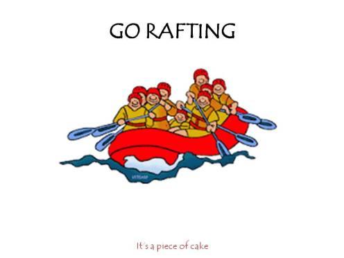 go-rafting