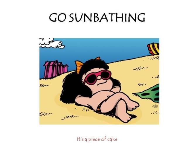 go-sunbathing