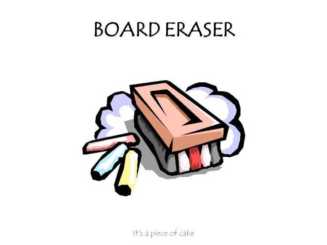 board-eraser