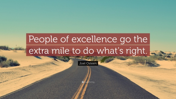 go the extra mile 2